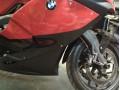Для BMW K1200S. K1300S  удлинитель крыла